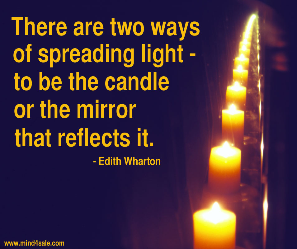 Edith Wharton, quote