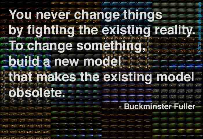 buckminster fuller, quote